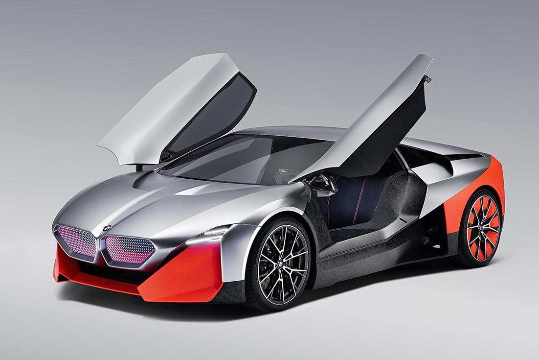 ba6bd682b شاهد | BMW VISION M NEXT سيارة المستقبل