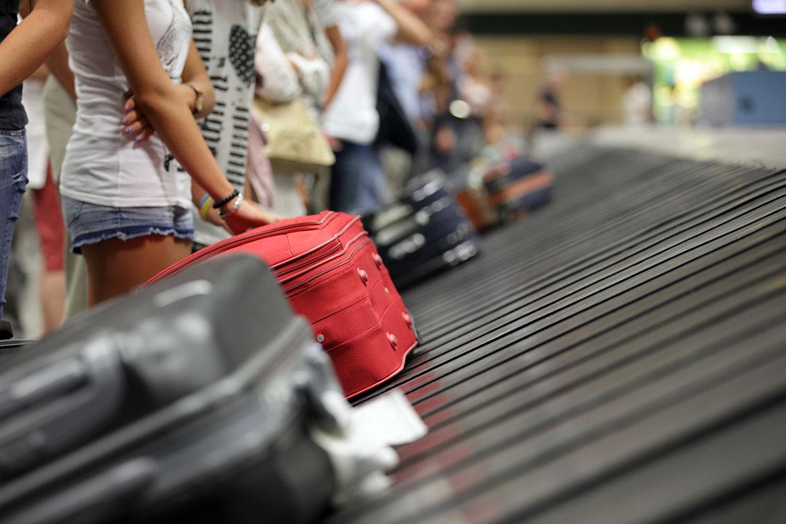 8fdb5c4600fbd 66 % تعزيز تسليم الحقائب بتقنية التعقّب. 4.3 مليار حقيبة ...
